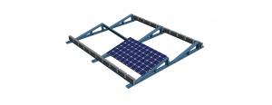 Konstrukce pro fotovoltaiku